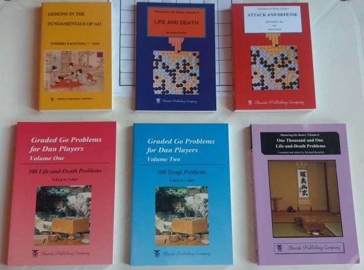 My Baduk Library is Born! :) - Go Resources - Online Go Forum